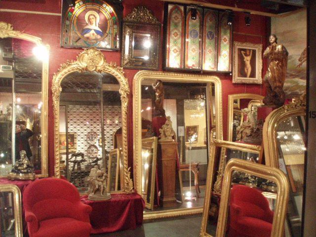 Pr sentation petit guide conseil d 39 achat pour un beau miroir ancien - Les plus beaux miroirs ...